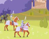 Три в ряд: Средневековые рыцари