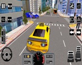 Симулятор городского такси