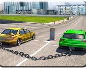 Авто на цепи: Невозможные треки