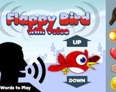 Flappy Bird с голосом
