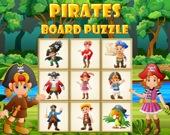 Доска с пиратами - найди отличия