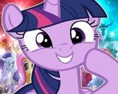 Мой маленький пони - Приключение принцессы