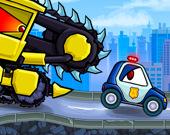 Злые машины: Машина ест машину