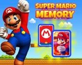 Супер Марио - Мемори