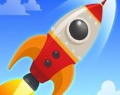 Ракетное небо 3D