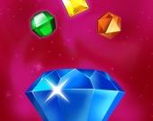 Украшенный кристаллами