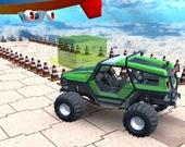 Симулятор нереальной парковки в небе