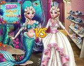Русалка или принцесса
