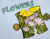 Пазл: Цветы