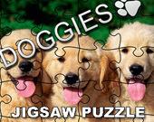Пазл: Собачки