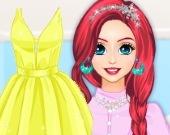 Модное увлечение принцессы-русалки