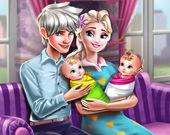 День Семьи Близнецов Ледяной Королевы