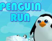 Пингвиньи бега 3D