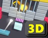 Разрушитель блоков 3D