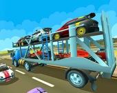 Евро грузовик: Новый автомобильный транспорт