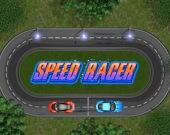 Скоростные гонки - 2 игрока