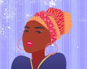 Африканская Принцесса: игра-головоломка