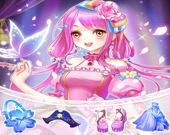 Принцесса цветов - Сад и наряды