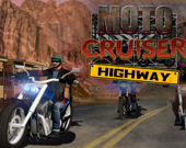 Мотогонка по шоссе