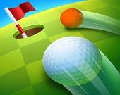 Испытание в мини-гольфе