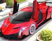 Симулятор Lamborghini Veneno