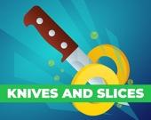 Ножи и дольки