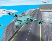 За штурвалом самолета 3D