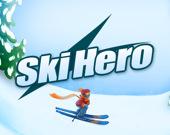 Герой лыжни и палок
