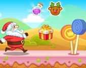 Рождественская спешка Санта-Клауса