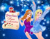 Рождественские мероприятия для принцесс