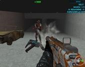 Зомби-апокалипсис: Выживание в туннеле