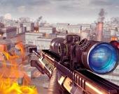 Снайпер в огне 3D