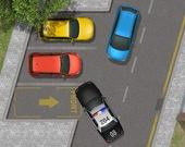 Припаркуй полицейскую машину