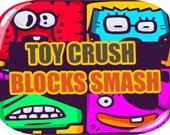 Взрыв игрушек: круши блоки