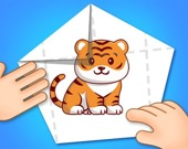 Сложи бумагу: оригами 2