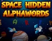 Спрятанные слова в космосе