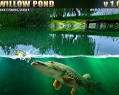 Рыбалка на Ивовом пруду