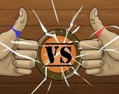 Большой палец против большого пальца