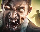 Последняя битва с зомби на улице