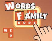 Семья слов