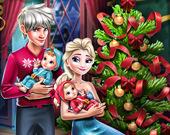 Семейное Рождество Эльзы
