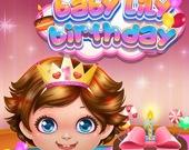 День Рождения малышки Лили