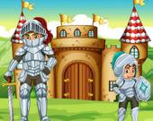 Королевские войны 4х4