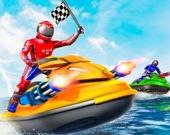 Скоростные водные гонки