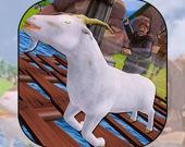 Разъяренная коза