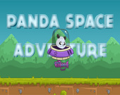 Космическое приключение панды