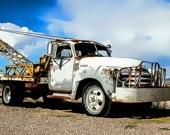 Ржавые фургоны - Пазл