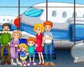 Паззл: Семейное путешествие