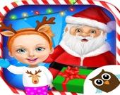Рождественская милашка 3 в ряд