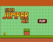 Супер-человек-прыгун